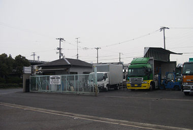 Osaka Vehicle Yard Picture 2