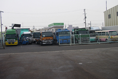 Osaka Vehicle Yard Picture 3
