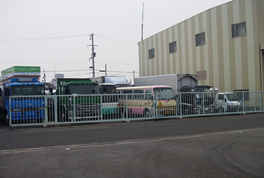 Osaka Vehicle Yard Picture 4