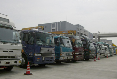 Saitama Vehicle Yard Picture 1